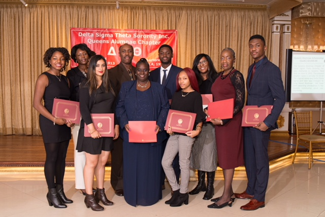 QuAC Scholarshp Recipients 2017