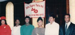 Scholarship luncheon circa 1989