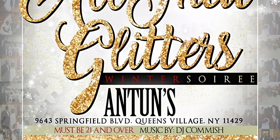 All that Glitters Annual Winter Soiree