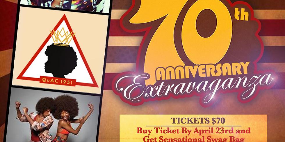 70th Anniversary Extravaganza!