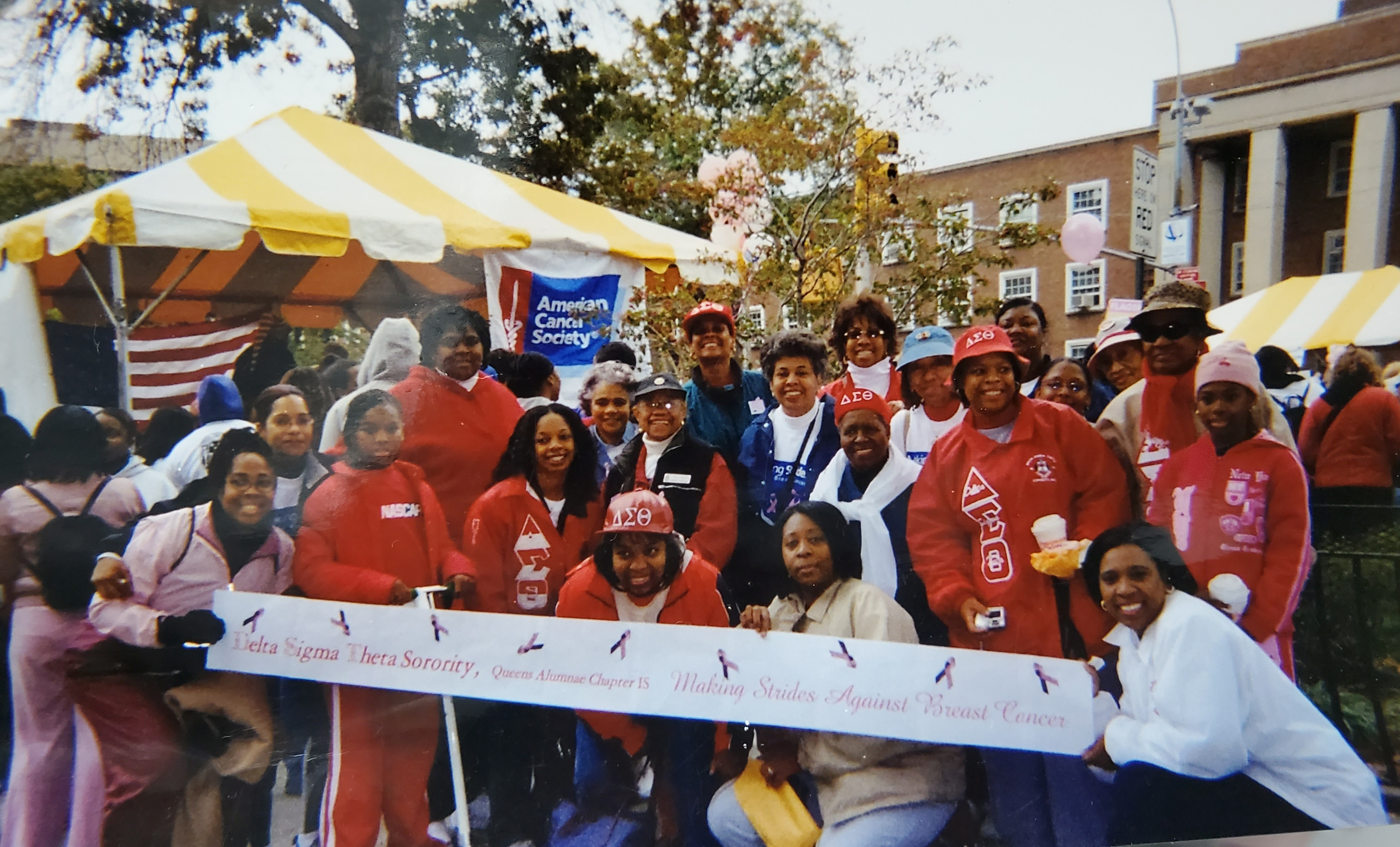Breast Cancer Walk 2007