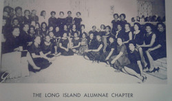 Long Island Alumnae 1964