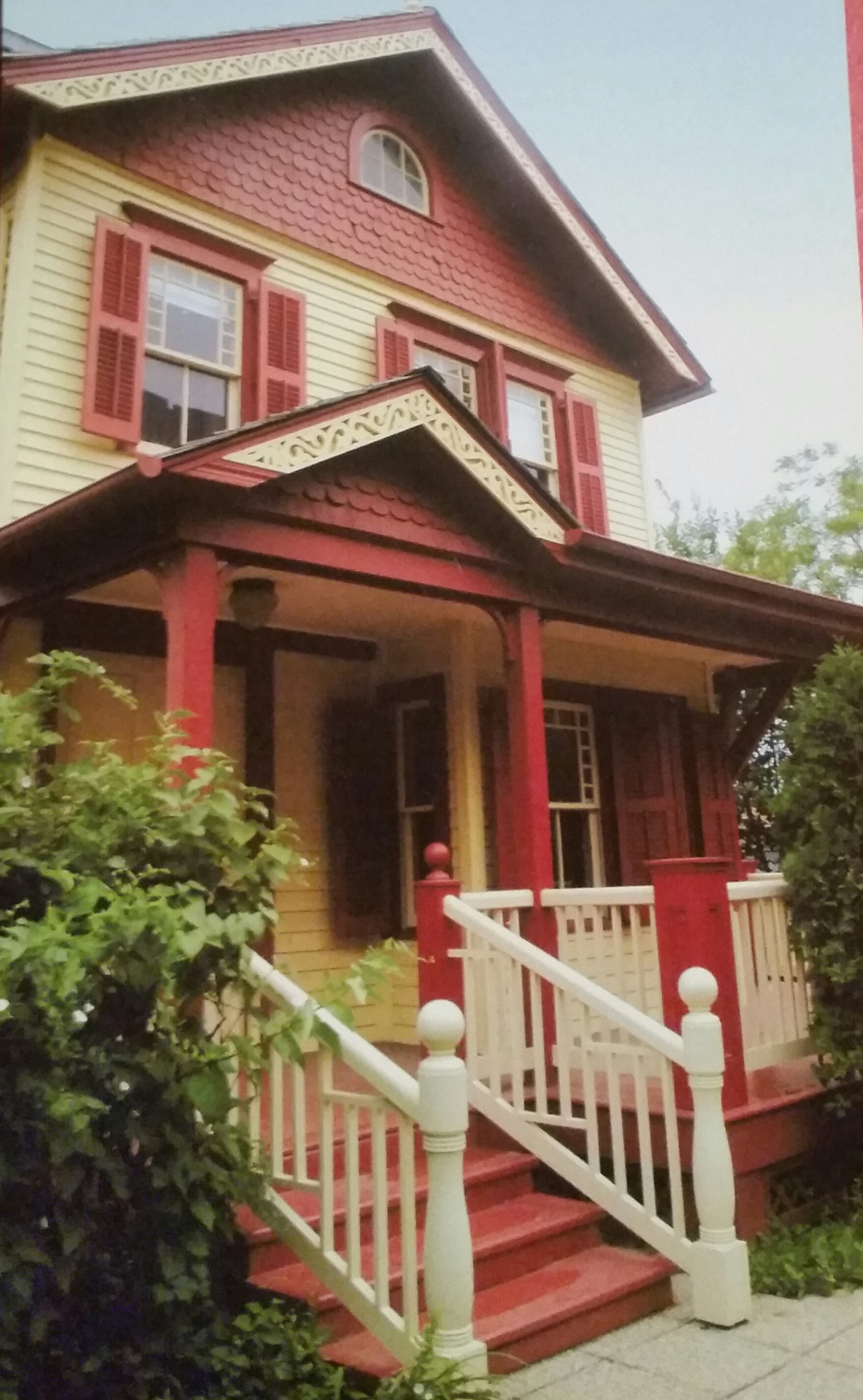 The Louis H. Latimer House Museum