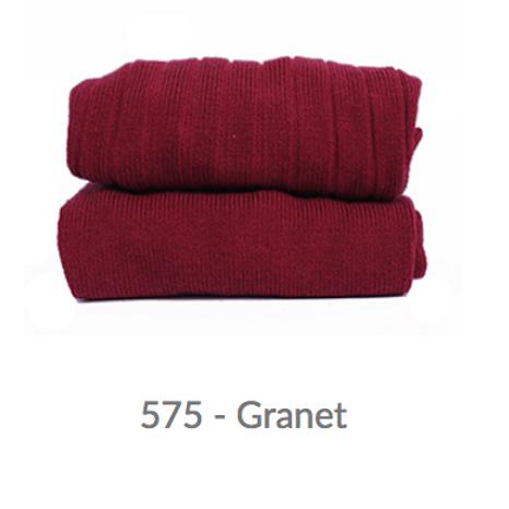 WIDE-RIB BASIC TIGHT 575 granet