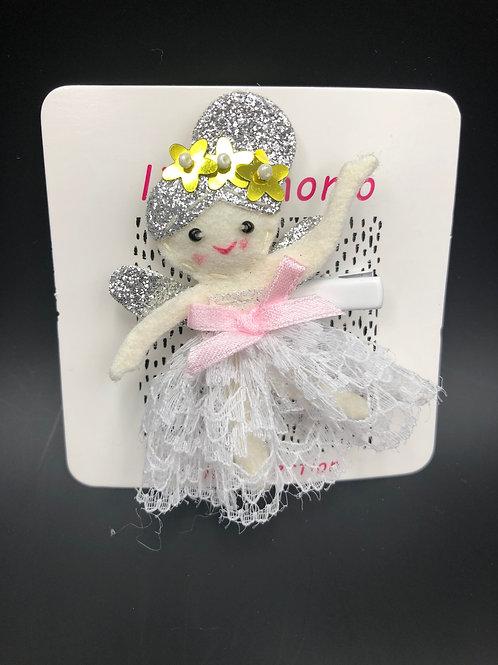Silver Sparkle Fairy