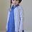 Thumbnail: ABBY DRESS BLUE FLORAL
