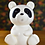 Thumbnail: LAPIN AND ME PANDA LAMP- WHITE