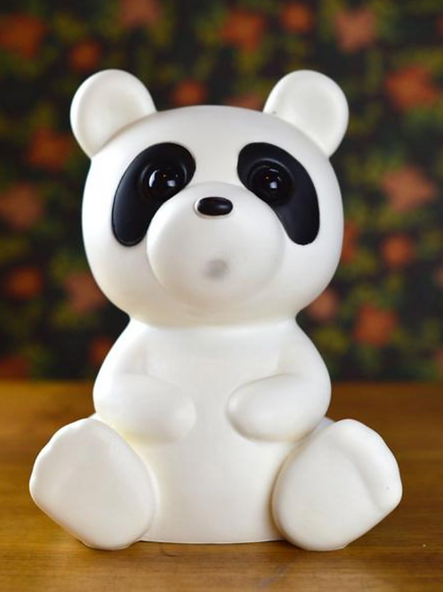 LAPIN AND ME PANDA LAMP- WHITE