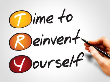 Réinventez-vous !