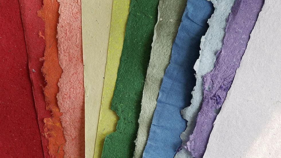 Rainbow Paper Pack