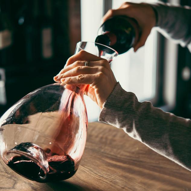 Winetasting in Stellebosch (südafrika)