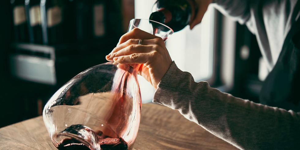 Wine Tasting - Mourvedre Grape