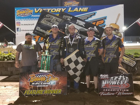 Arenz bests Beaver Dam Raceway foes for eighth MSA triumph of 2021