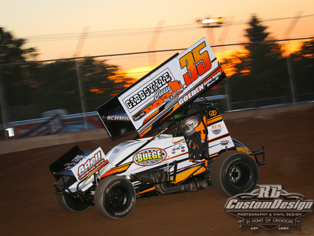 Schmidt rolls to fourth MSA A-main win of 2021 season with Plymouth triumph