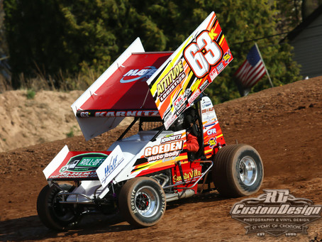 Karnitz returns to victory lane in PDTR 360 Sprint A main