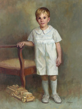 Mathew Smith Oil on Linen