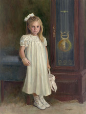 Emily Smith Oil on Linen