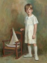 William Smith Oil on Linen