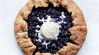 Easy as Pie! Sharing BA's Blueberry Pecan Galette