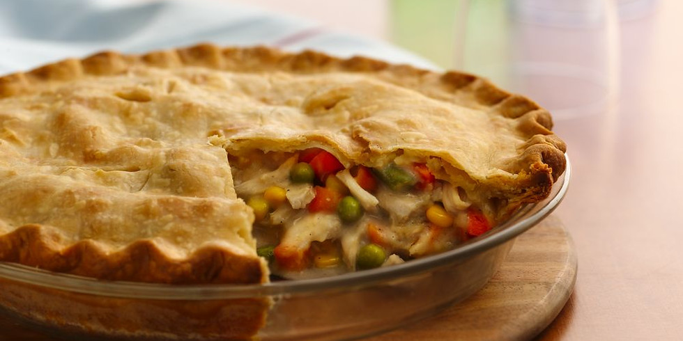 Private Group - Chicken Pot Pie