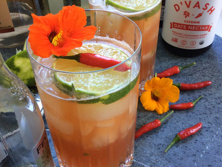 Cocktail -Thai Red Dragon