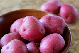 Potatoes, a case for not peeling! French Potato Salad recipe
