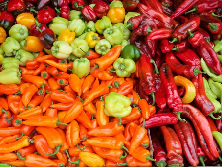 The Joy of Peppers