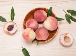 White Peaches + Bellinis & Salsa