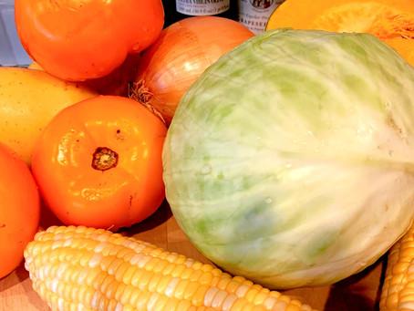 Fall Vegetable Potée