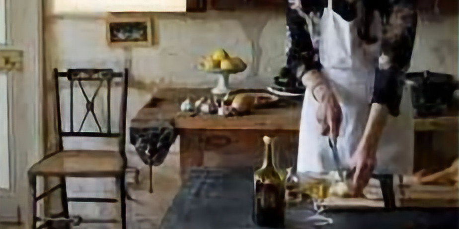 L2 A Kitchen In France - Potato Pie with Comte Cheese & Madeleines
