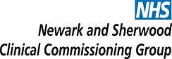 NHS Newark and Sherwood Logo