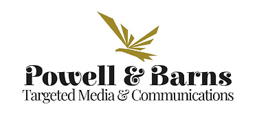 Powell & Barns Targeted Media & Communications Logo