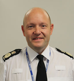 Picture of Chief Constable Caig Guildfor