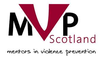 Mentors in Violence Prevention Scotland Logo