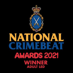 National Crimebeat Awards Logo Image