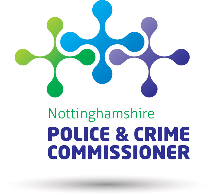 Nottinghamshire Police & Crime Commissioner Logo