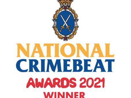 Nottinghamshire scoops national award for gripping social media films on violence