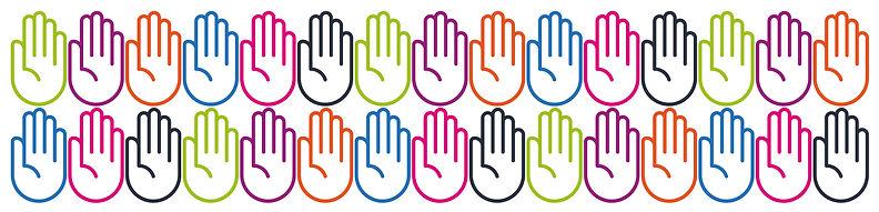 VRU Hands Banner Image