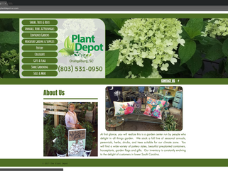 Plant Depot of Orangeburg Officially Moves into the Digital Age