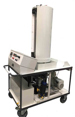 Bespoke Vacuum Degassing System