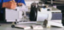 Vacuum pump and freeze dryer repair