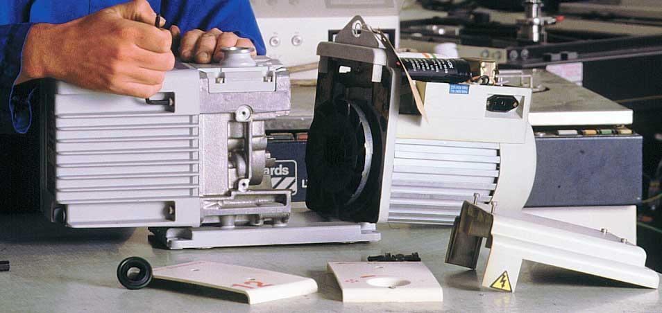 Vacuum pump and Freeze Dryer Maintenance