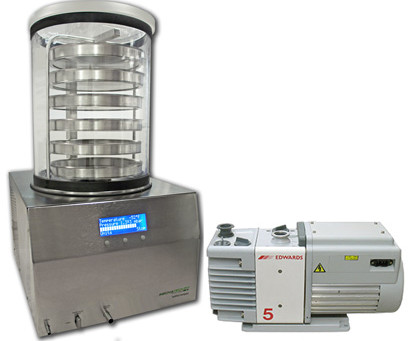 Freeze Dryer rental - very competitive rates..