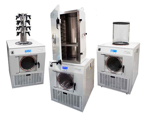 Laboratory Freeze Dryer replaces Supermodulyo