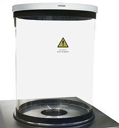 Acrylic Chamber for Freeze Dryer