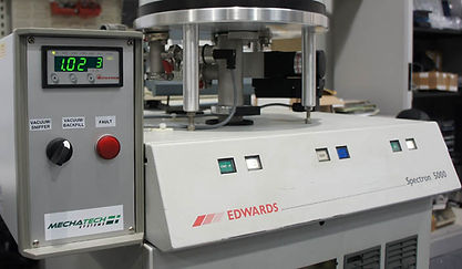 Edwards Spectron 5000 Control Upgrade