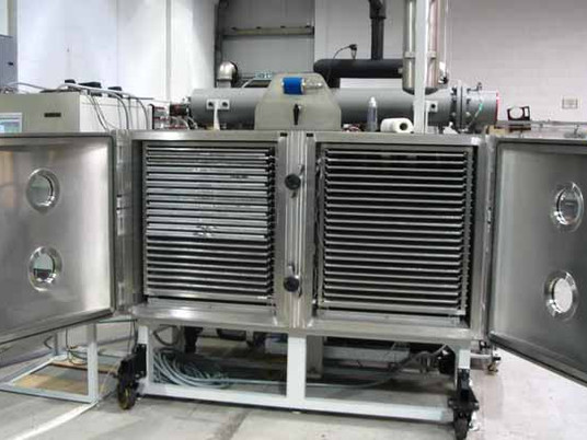 Customised High Vacuum Systems – UK manufactured to your specification