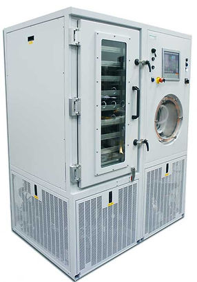 Production Freeze Dryer for Pharmaceutical