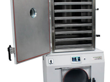 Freeze Dryers - Bigger than a Benchtop without the Pilot Scale Price Tag..