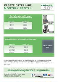 Freeze Dryer monthly rental.JPG
